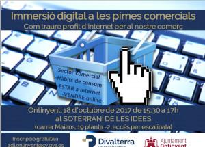 El Soterrani de les Idees acull un taller gratuït sobre com traure profit d'internet al comerç detallista