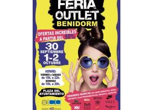 V Feria Outlet BENIDORM 2016