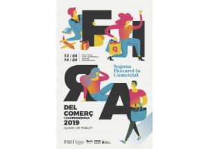FERIA DE COMERCIO DE QUART DE POBLET 2019.