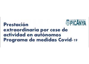 NOTA INFORMATIVA COVID-19 / PRESTACIÓN EXTRAORDINARIA CESE DE ACTIVIDAD AUTÓNOMOS