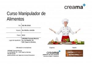 Teulada-Moraira Nueva edición Curso Manipulador de Alimentos