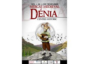 EL MERCADO MEDIEVAL VUELVE AL CENTRO HISTÓRICO DE DÉNIA