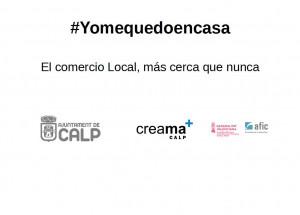 #Joemquedeacasa. El comerç Local més a prop que mai. Actualitzat
