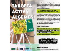 TARGETA ACTIVA ALGEMESI