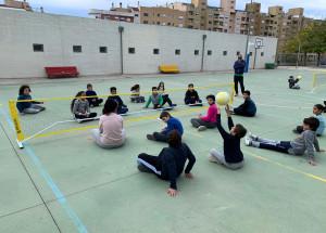 Alrededor de 3.400 escolares participan en les Escoles Poliesportives d'Iniciació