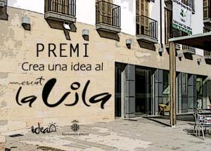 Alzira: Crea una IDEA al Mercat de la Vila