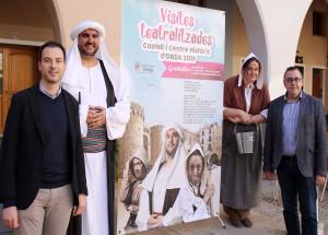 Onda amplía el número de visitas gratuitas teatralizadas al castillo y centro histórico