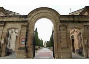 El cementeri es podrà visitar a partir del 18 de maig amb cita prèvia