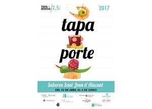 SABOREA SANT JOAN TAPAPORTE 2017