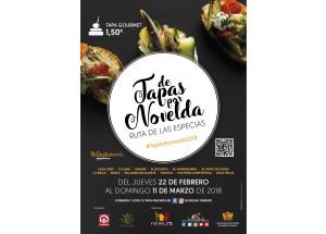 DE TAPAS POR NOVELDA