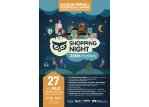 Este viernes, vuelven las noches de compras al Centro Histórico de Xàbia
