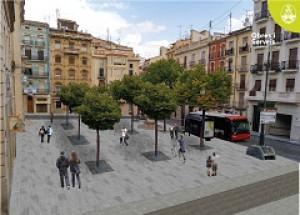 El govern ja té redactat el projecte per reurbanitzar el carrer Sant Francesc