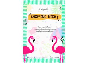 Teulada Moraira Shopping Night