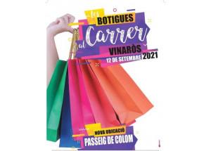 Diumenge els comerços oferiran una nova edició de Botigues al Carrer
