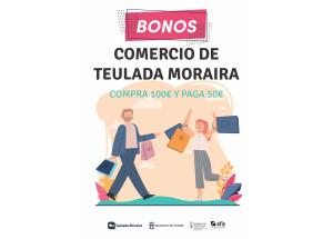 Teulada Moraira L'Ajuntament de Teulada obri el termini d'inscripció al Bo Comerç