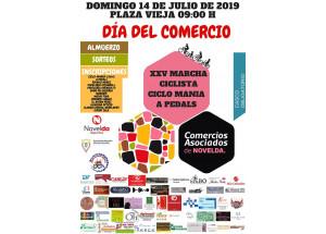 XXV Marcha Ciclista - Día del Comercio.