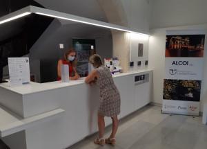 Alcoi rep una ajuda de l'AVI per a un projecte turístic innovador
