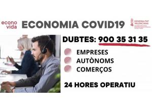 Teléfono para dudas: Empresas, Autónomos y Comercios Teléfono para dudas 900 35 31 35, para Empresas, Autónomos y Comercios