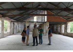 En marxa les obres de la fàbrica dels Solers per a crear un Centre d'Interpretació de l'origen de la Indústria valenciana