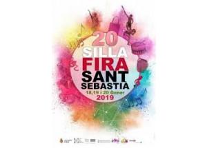 Fira de Sant Sebastià. Silla 2019