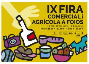 IX Fira comercial i agrícola de Foios