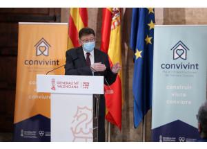 La Generalitat incluye la reforma integral del RPMD Mariola y la apertura del CEEM en el Plan 'Convivint'