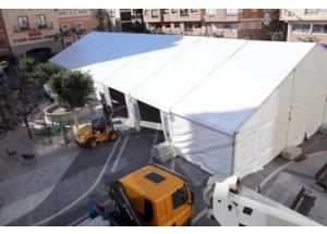 El Ayuntamiento de Onda ultima los preparativos del Mercat de Nadal