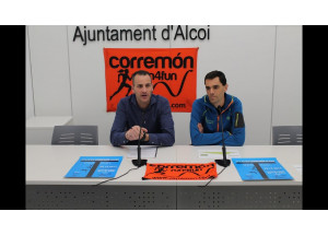 Arriba la primera edició del '1/2 KM Vertical Corremón Alcoi'
