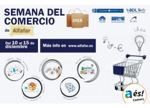 Alfafar celebra su primera edición de la Semana del Comercio