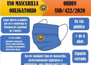 USO OBLIGATORIO DE MASCARILLA DURANTE LA SITUACIÓN DE CRISIS SANITARIA OCASIONADA POR EL COVID_19