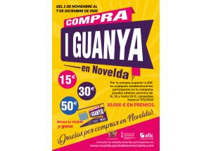 """ESTABLECIMIENTOS PARTICIPANTES EN EL """"COMPRA I GUANYA"""""""