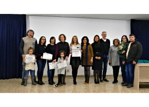 LLIURAMENT PREMIS CONCURS D'APARADORS I DECORACIÓ INTERIOR 2018