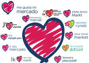 Xirivella participa en la Campaña internacional de apoyo a los mercados municipales