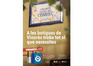 """""""Vinaròs Ciutat del Comerç"""" nova campanya per a fomentar les compres"""