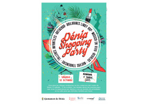 DÉNIA SHOPPING PARTY