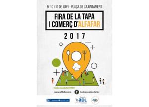 FIRA DE LA TAPA I COMERÇ D'ALFAFAR 2017