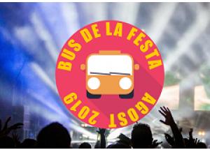 El «Bus de la Festa» arribarà fins Benimarfull i Gaianes aquest estiu