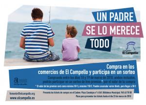 Compra en los comercios de El Campello y participa en un sorteo 2018