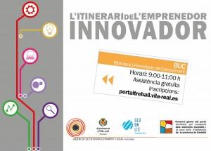 L' Itinerari del Emprenedor Innovador