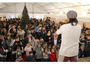 Arranca una nueva edición del Mercat de Nadal de Onda