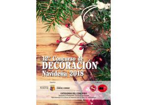 12é Concurs de Decoració Nadalenca