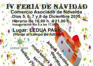 IV FERIA DE NAVIDAD