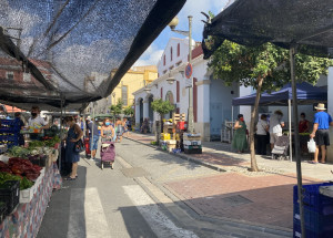 APERTURA  EXTRAORDINARIA DEL MERCADO INTERIOR  Y CELEBRACIÓN DEL  MERCADO EXTERIOR EN  LA PLAZA DEL SOL EL SABADO 1 DE MAYO 2021