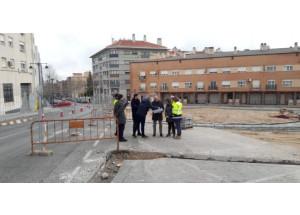 Modificacions de trànsit a causa de les obres de la redona del Collao