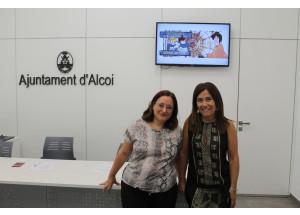 La Capella de l'Antic Asil acollirà l'exposició sobre la industria del paper a Alcoi
