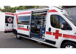 L'Ajuntament d'Alcoi amplia el servei d'ambulància Creu Roja en les instal·lacions esportives municipals