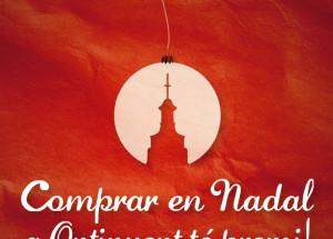 CAMPANYA COMPRAR EN NADAL A ONTINYENT TÉ PREMI 2017