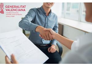 Ajudes a la contractació indefinida Comunitat Valenciana 2020