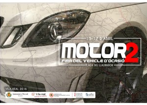 MOTOR2: Fira del vehicle d'ocasió de Vila-real