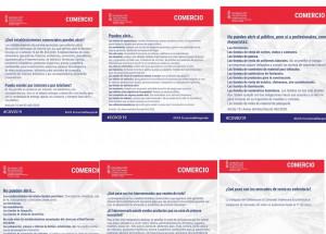 APLICACIÓ DEL REIAL DECRET 463/2020 DE 14 MARÇ, I MODIFICACIONS DEL MATEIX.